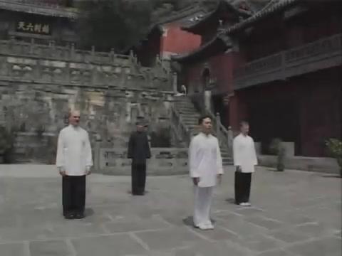 Китайская гимнастика Цигун для оздоровления тела