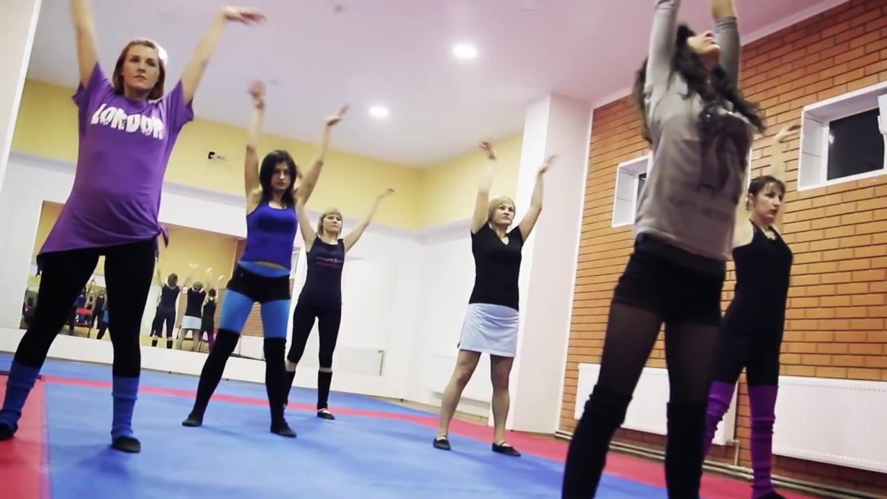 Кардиострип поможет обрести красивую фигуру и научит эротическим танцам