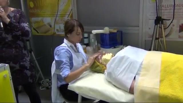 Золотая маска для лица - как проводится процедура, и когда заметен результат